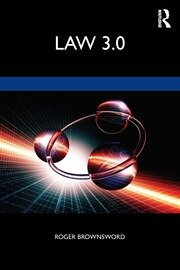 Law 3.0 : Rules, Regulation, and Technology - 1st Edition book cover