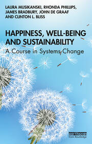 Happiness, Well-being and Sustainability - 1st Edition book cover