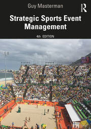 Strategic Sports Event Management - 4th Edition book cover