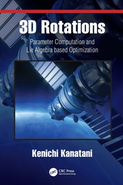 3D Rotations - 1st Edition book cover