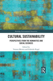 Cultural Sustainability -  1st Edition book cover
