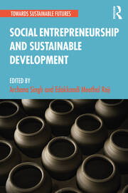 Social Entrepreneurship and Sustainable Development - 1st Edition book cover