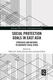 Social Protection Goals in East Asia -  1st Edition book cover