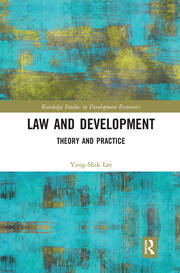Law and Development -  1st Edition book cover