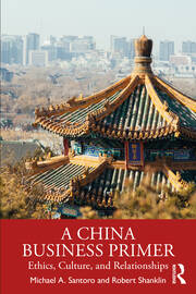 A China Business Primer - 1st Edition book cover