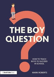 The Boy Question - 1st Edition book cover