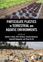 Particulate Plastics in Terrestrial and Aquatic Environments - 1st Edition book cover