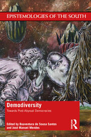 Demodiversity - 1st Edition book cover