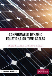 Conformable Dynamic Equations on Time Scales - 1st Edition book cover