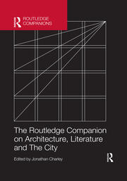The Routledge Companion on Architecture, Literature and The City -  1st Edition book cover