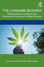 The Cannabis Business - 1st Edition book cover