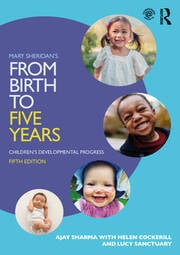 Mary Sheridan's From Birth to Five Years - 5th Edition book cover