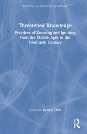 Threatened Knowledge - 1st Edition book cover