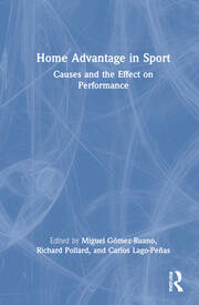 Home Advantage in Sport - 1st Edition book cover
