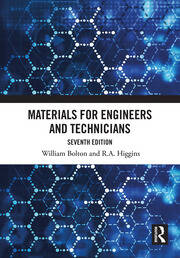Materials for Engineers and Technicians - 7th Edition book cover