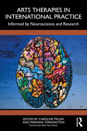 Arts Therapies in International Practice - 1st Edition book cover