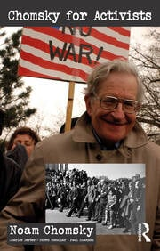 Chomsky for Activists - 1st Edition book cover