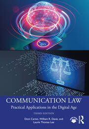 Communication Law - 3rd Edition book cover