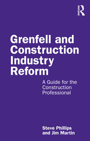 Grenfell and Construction Industry Reform - 1st Edition book cover