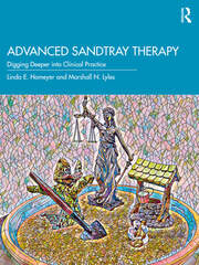Advanced Sandtray Therapy - 1st Edition book cover