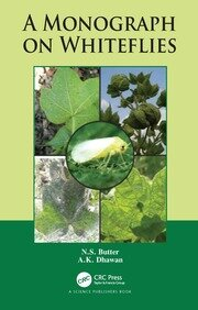 A Monograph on Whiteflies - 1st Edition book cover