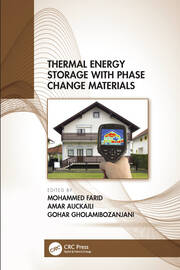 Thermal Energy Storage with Phase Change Materials - 1st Edition book cover
