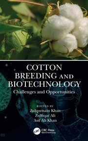 Cotton Breeding and Biotechnology - 1st Edition book cover