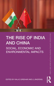 The Rise of India and China - 1st Edition book cover