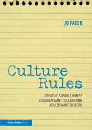 Culture Rules - 1st Edition book cover