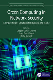 Green Computing in Network Security - 1st Edition book cover