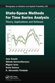 State-Space Methods for Time Series Analysis - 1st Edition book cover