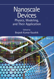 Nanoscale Devices - 1st Edition book cover
