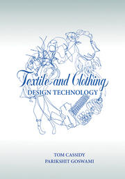 Textile and Clothing Design Technology - 1st Edition book cover