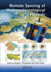 Remote Sensing of Hydrometeorological Hazards - 1st Edition book cover