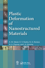 Plastic Deformation of Nanostructured Materials - 1st Edition book cover