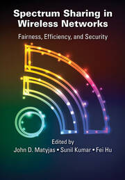 Spectrum Sharing in Wireless Networks - 1st Edition book cover