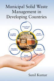 Municipal Solid Waste Management in Developing Countries - 1st Edition book cover