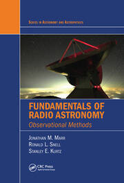 Fundamentals of Radio Astronomy - 1st Edition book cover