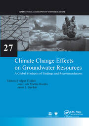 Climate Change Effects on Groundwater Resources - 1st Edition book cover