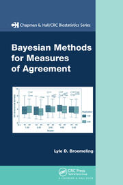 Bayesian Methods for Measures of Agreement - 1st Edition book cover