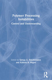 Polymer Processing Instabilities - 1st Edition book cover