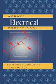 Newnes Electrical Pocket Book - 23rd Edition book cover