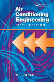 Air Conditioning Engineering - 5th Edition book cover