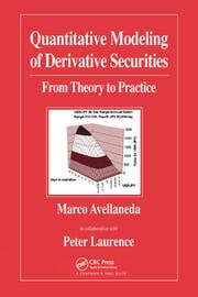 Quantitative Modeling of Derivative Securities - 1st Edition book cover