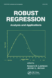 Robust Regression - 1st Edition book cover