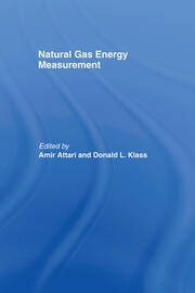 Natural Gas Energy Measurement - 1st Edition book cover