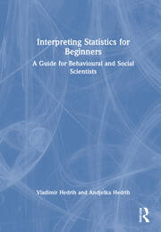 Interpreting Statistics for Beginners - 1st Edition book cover