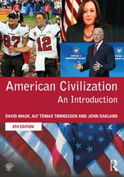 American Civilization - 8th Edition book cover