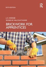 Brickwork for Apprentices - 6th Edition book cover