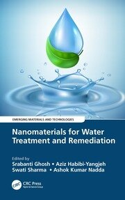 Nanomaterials for Water Treatment and Remediation - 1st Edition book cover